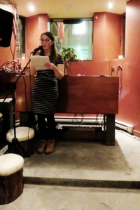 Caterina Incisa reads at Oddities, Means and Ends
