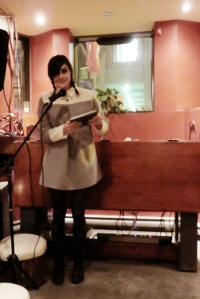 Natascha Simard reads at Oddities, Means and Ends