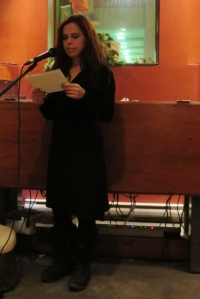 Denise Leitao reads at Oddities, Means and Ends