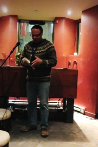 George Elliott Clarke reads at Oddities, Means and Ends